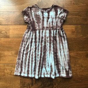 Lands' End Tie Dye Dress